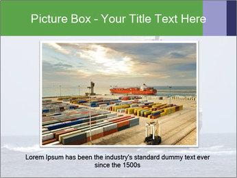 Oil Tanker PowerPoint Template - Slide 16