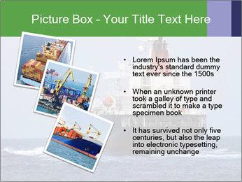 Oil Tanker PowerPoint Template - Slide 17