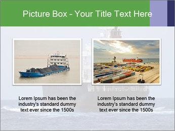 Oil Tanker PowerPoint Template - Slide 18