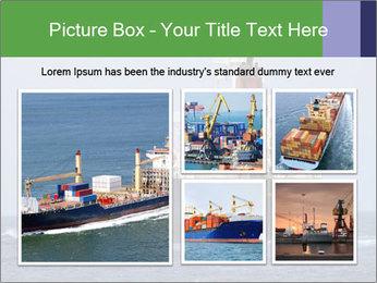 Oil Tanker PowerPoint Template - Slide 19