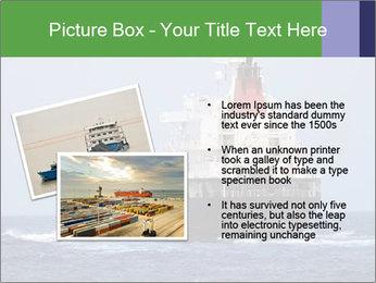Oil Tanker PowerPoint Template - Slide 20