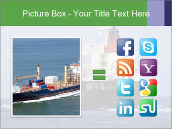 Oil Tanker PowerPoint Template - Slide 21