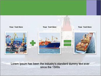 Oil Tanker PowerPoint Template - Slide 22