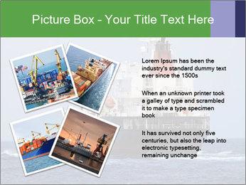 Oil Tanker PowerPoint Template - Slide 23