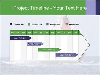 Oil Tanker PowerPoint Template - Slide 25
