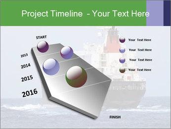 Oil Tanker PowerPoint Template - Slide 26
