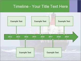 Oil Tanker PowerPoint Template - Slide 28