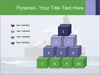 Oil Tanker PowerPoint Template - Slide 31