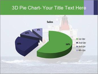 Oil Tanker PowerPoint Template - Slide 35