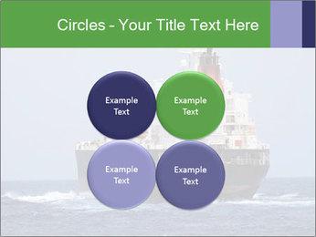 Oil Tanker PowerPoint Template - Slide 38