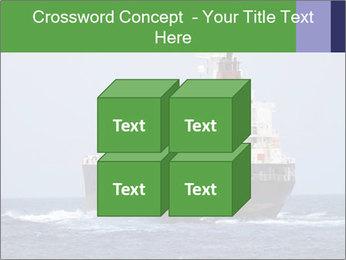 Oil Tanker PowerPoint Template - Slide 39