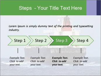 Oil Tanker PowerPoint Template - Slide 4