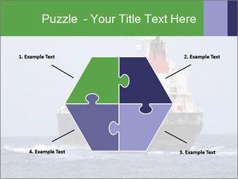Oil Tanker PowerPoint Template - Slide 40