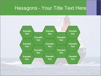 Oil Tanker PowerPoint Template - Slide 44