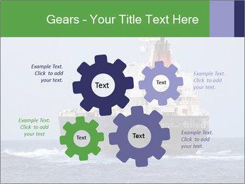 Oil Tanker PowerPoint Template - Slide 47