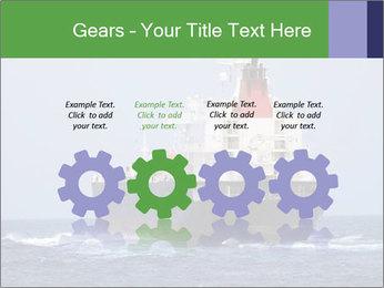 Oil Tanker PowerPoint Template - Slide 48
