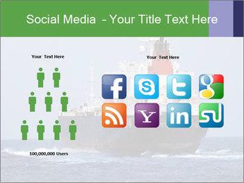 Oil Tanker PowerPoint Template - Slide 5