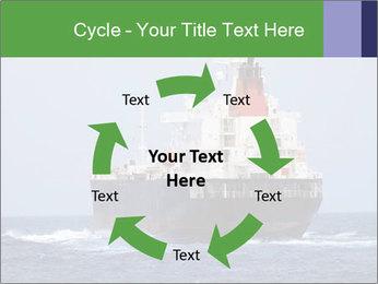 Oil Tanker PowerPoint Template - Slide 62