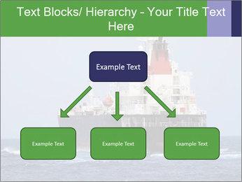 Oil Tanker PowerPoint Template - Slide 69