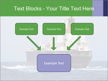 Oil Tanker PowerPoint Template - Slide 70