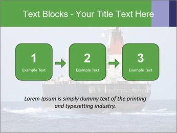 Oil Tanker PowerPoint Template - Slide 71