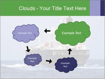 Oil Tanker PowerPoint Template - Slide 72