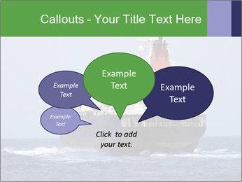 Oil Tanker PowerPoint Template - Slide 73