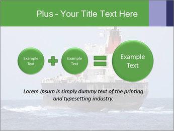 Oil Tanker PowerPoint Template - Slide 75
