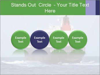 Oil Tanker PowerPoint Template - Slide 76