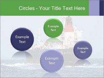 Oil Tanker PowerPoint Template - Slide 77