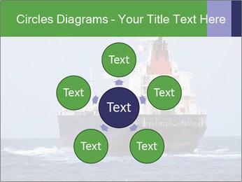 Oil Tanker PowerPoint Template - Slide 78
