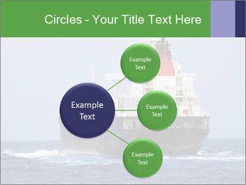 Oil Tanker PowerPoint Template - Slide 79