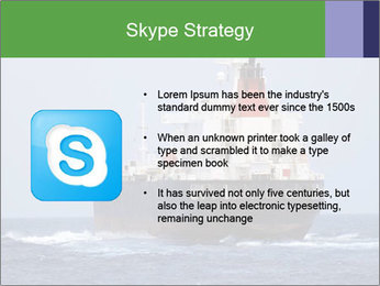 Oil Tanker PowerPoint Template - Slide 8