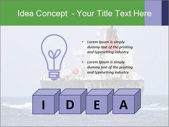 Oil Tanker PowerPoint Template - Slide 80