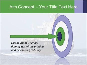 Oil Tanker PowerPoint Template - Slide 83