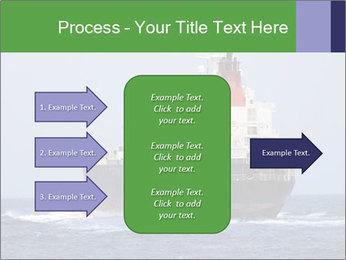 Oil Tanker PowerPoint Template - Slide 85