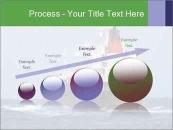 Oil Tanker PowerPoint Template - Slide 87