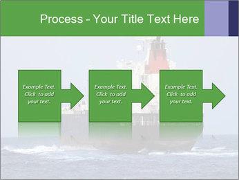 Oil Tanker PowerPoint Template - Slide 88
