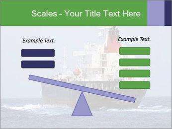Oil Tanker PowerPoint Template - Slide 89