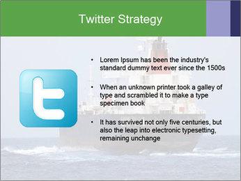 Oil Tanker PowerPoint Template - Slide 9