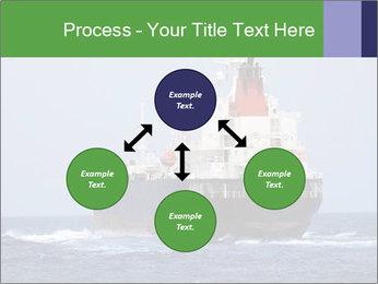 Oil Tanker PowerPoint Template - Slide 91