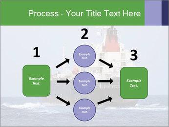 Oil Tanker PowerPoint Template - Slide 92