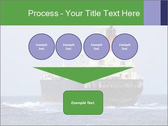 Oil Tanker PowerPoint Template - Slide 93