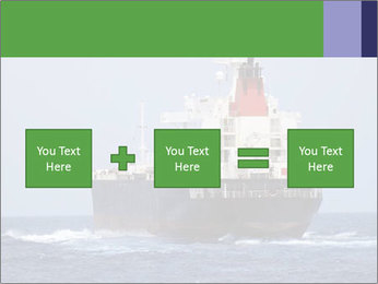 Oil Tanker PowerPoint Template - Slide 95