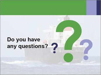 Oil Tanker PowerPoint Template - Slide 96