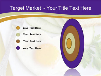 Heart-Shaped Egg For Breakfast PowerPoint Template - Slide 84