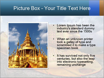 Buddha Feet PowerPoint Template - Slide 13