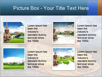 Buddha Feet PowerPoint Templates - Slide 14