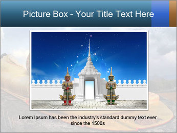 Buddha Feet PowerPoint Template - Slide 15