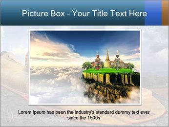 Buddha Feet PowerPoint Templates - Slide 16